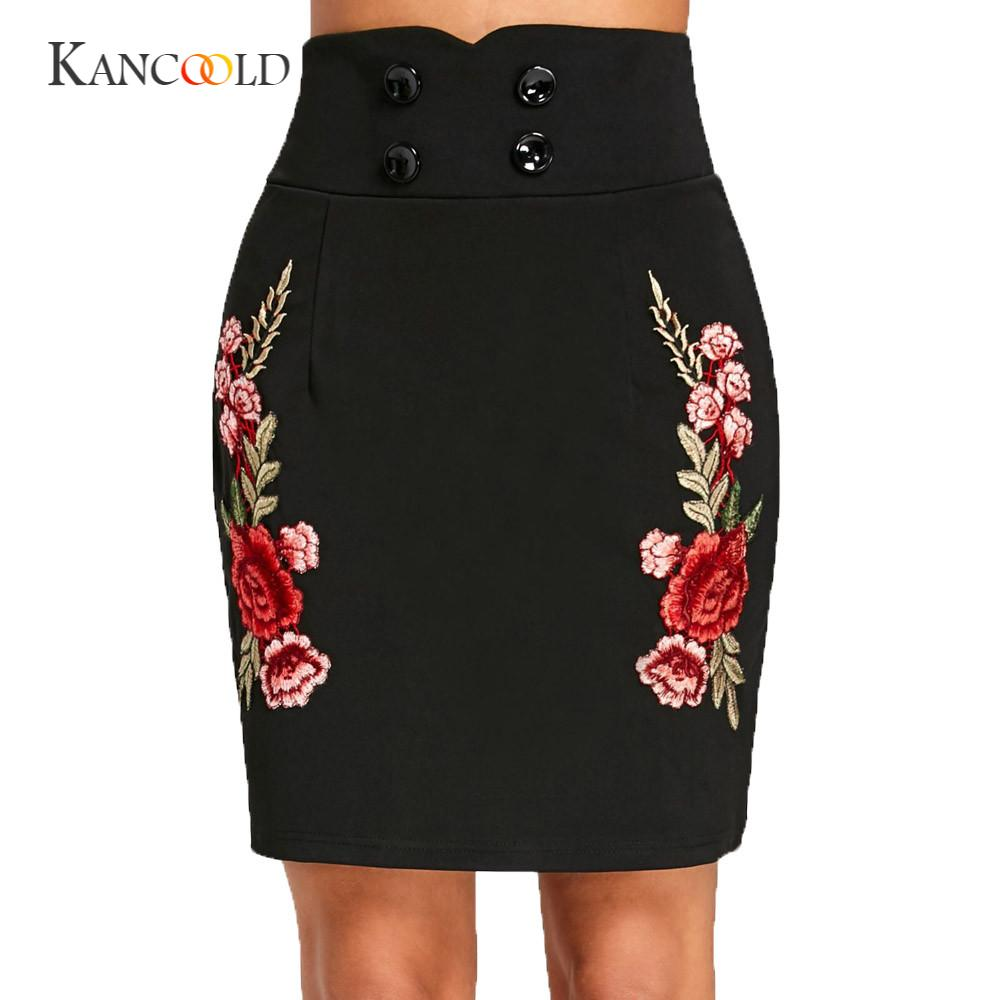 KANCOOLD Summer women's Skirts girl Ladies sexy Print Pleated Skirts Elasticated Waist Long Skirt Short Mini Skirt s10 se256