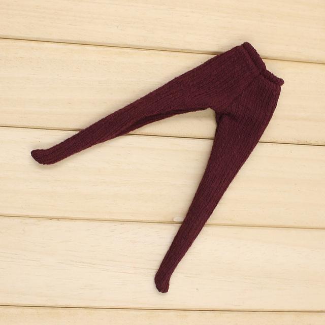 Neo Blythe Doll Cotton Stockings Legging For Winter