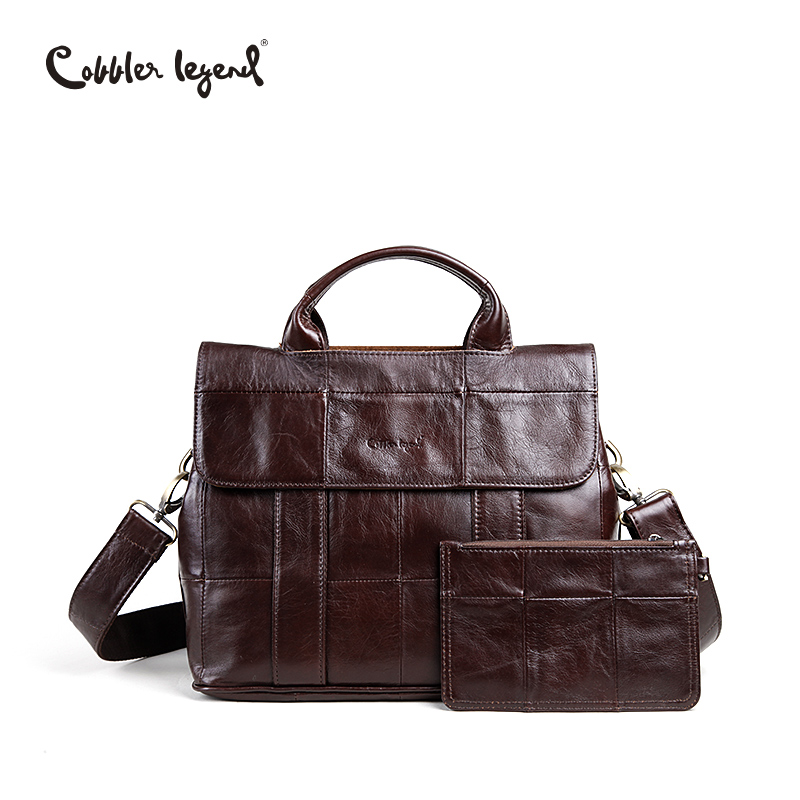 Cobbler Legend 2 Bags/Set Tote Handbag Designer Top-Handle High Quality Women Messenger Bags Shoulder Bags Crossbody For Women cobbler legend 2015 messenger 100