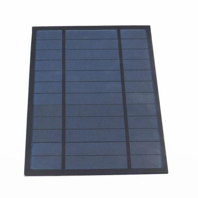 Solar Cell Module 6W 6V 1000mA 4