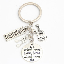 Music Note Guitar Charms