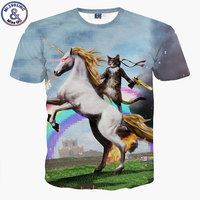 Mr 1991INC Quality Summer 3d Digital Printer O Neck Short Sleeved T Shirts Men Creative Foreign