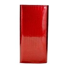 Shining Women Crocodile Leather Wallet Women Long Genuine Leather Functional Female Clutch Purse Brand Coin Pocket Wallet
