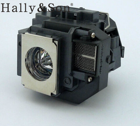 REDTOWN compatible projector lamp with housing ELPLP54 for PowerLite S8+EB-S7 /EB-S72/EB-S8/EB-S82/EB-W7/EB-W8 UHE lamp free shipping compatible projector lamp with housing r9832752 for barco rlm w8