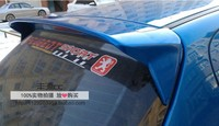 Spoiler For Peugeot 307 2004.2005.2006.2007.2008.2009.2010.2011 High Quality Rear Wing Spoilers Trunk Lid Diffuser