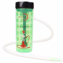 1pcs Acrylic Portable Hookah Shisha Cup Easy Outdoor Picnic