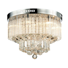 Modern light crystal LED chandelier bedroom living room hotel lobby hanging lamps luminaria  decoration pendant lamps lighting american iron chandelier living room restaurant bedroom light black retro crystal light modern simple hanging lamps led lamps