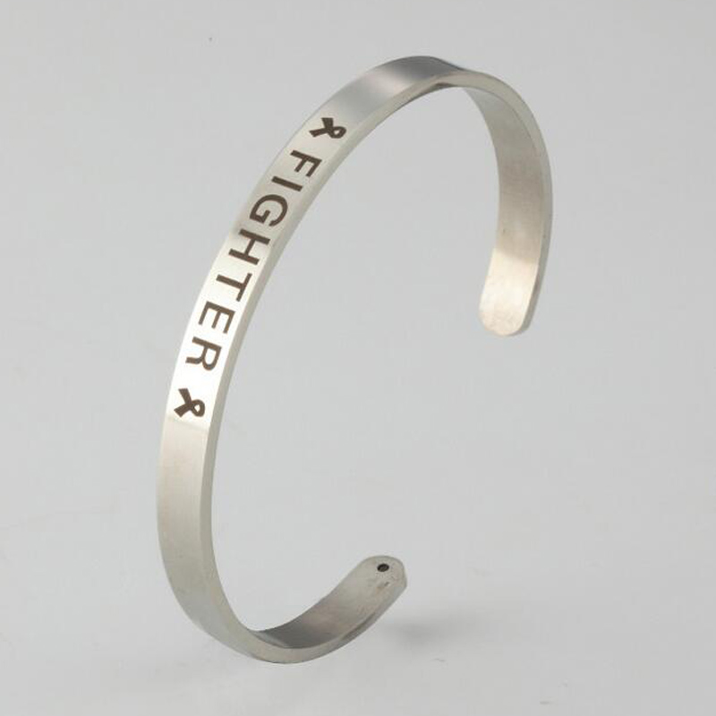 clear fullxfull awareness p ribbon cancer il disease bracelet liver