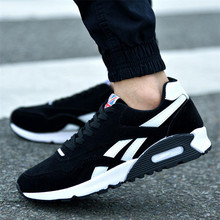 HOT 2017 New men running shoes for men trainers breathable sport shoes men sneakers summer tennis jogging walking arena shoes