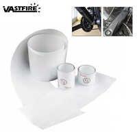 Protetor de quadro de bicicleta transparente bicicleta superfície adesivo paster mtb filme de proteção resistente a riscos bicicleta acessório