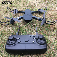 jy019 DIAMAN 720P WIFI FPV Foldable Selfie Drone With Altitude Hold Mode RC Quadcopter Helicopter RTF toys gift otrc