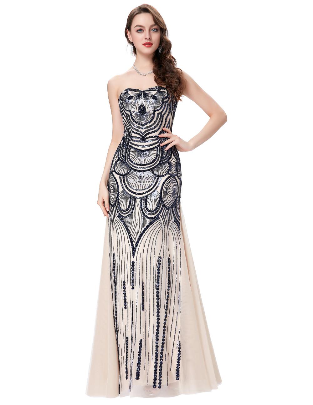 HTB1tBj1KFXXXXXqXVXXq6xXFXXXUStrapless Special Occasion Dress