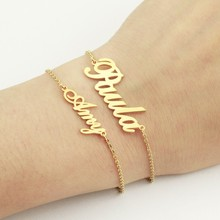 918fb0638 Buy nameplate bracelet and get free shipping on AliExpress.com