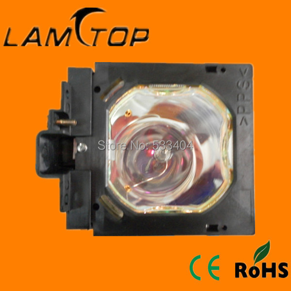 LAMTOP Compatible  projector  lamp with housing/cage  for  PLC-XF60 lamtop projector lamp with housing cage 317 2531 for 1210s