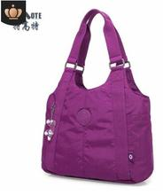 Korean version of shoulder bag casual fashion nylon womens lightweight waterproof