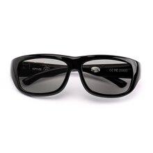 La Vie Original Design Magic Smart LCD Sunglasses Polarized Lenses Adjustable Transmittance Liquid Crystal UV400