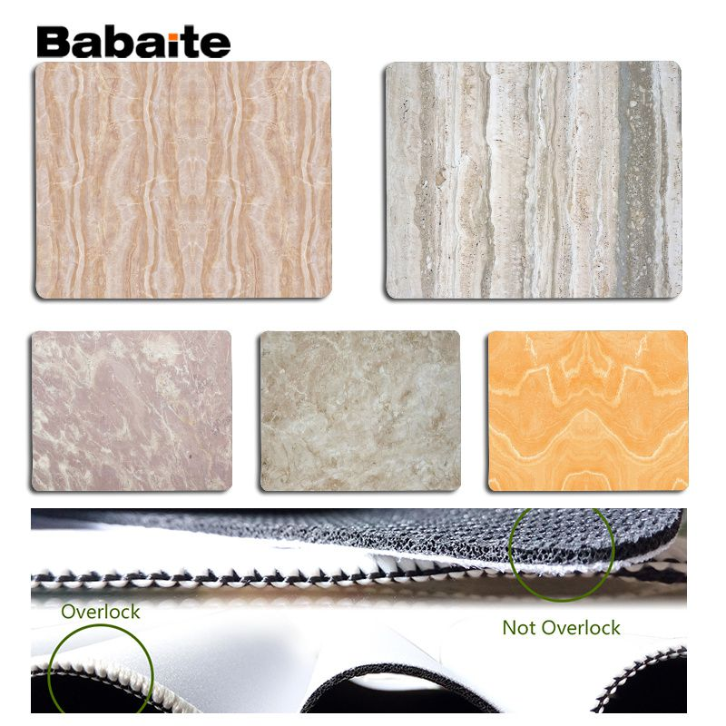 Babaite New Printed Marbled road Large Mouse pad PC Computer mat Size for 180x220x2mm and 250x290x2mm Design Mouse Pad