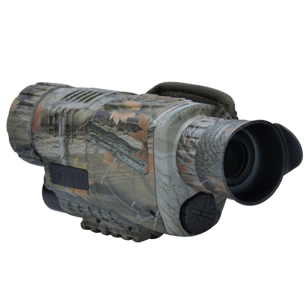 5X40 Digital Night Vision Device Single-Tube Infrared Telescope High-Definition Hunting Video Recording Investigation5X40 Digital Night Vision Device Single-Tube Infrared Telescope High-Definition Hunting Video Recording Investigation