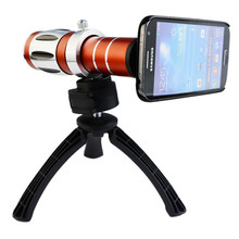Buy BUFFLE High Definition Universal 20X Optical Zoom Telescope Camera Lens for iphone 4 4S 5 5S 6 6S Plus 7 Plus Drop Shipping
