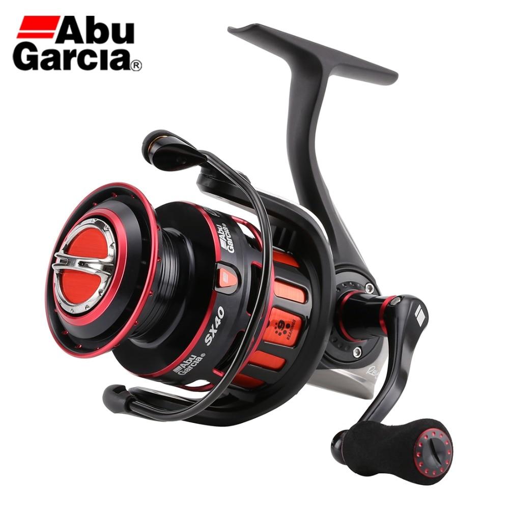 Abu Garcia Revo SX Spinning Fishing Reel REVO2SX20 30 40 6 2 1 8 1BB AMGearing