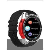 696 Smart Watch X100 Android 5.1 MTK6580 3G WiFi GPS Smart Watch men for Samsung Gear S3 HUAWEI watch 2 KW88 GW11 QW09 GT88