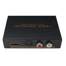Hdmi совместимый аудио экстрактор 51ch 20ch hd сплиттер к оптический