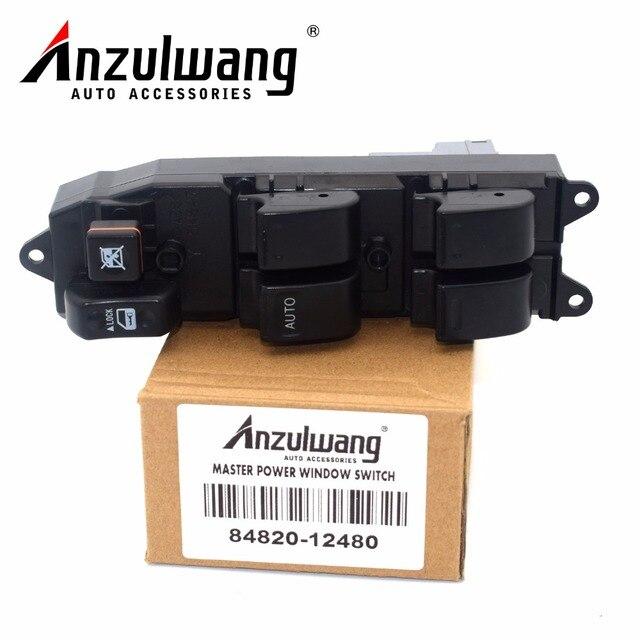 84820 12480 power window lifter regulator master control switch84820 12480 power window lifter regulator master control switch 8482012480 for toyota corolla zre120 zze122 ce120 nze120