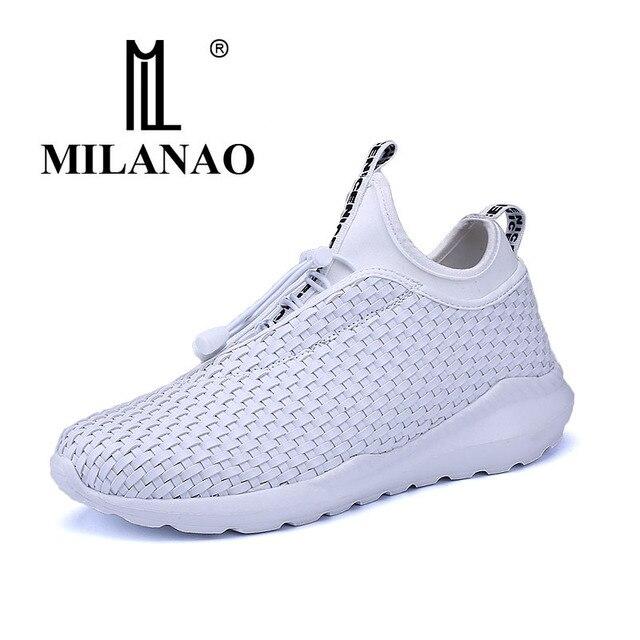 2017 Nuovo Caldo Uomini Respirabili Corsa Scarpe Comode Piattaforma di  Marca di Sport Ragazzo Scarpe Sneakers 14b27c71ce2