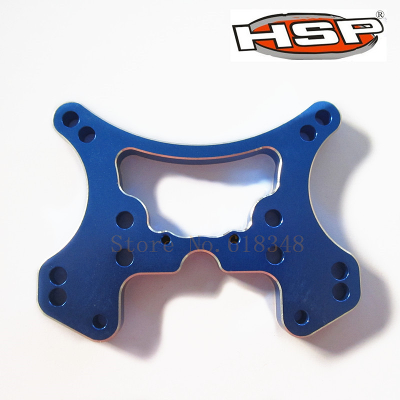 054016 HSP 1/5 Parts Upgrade Aluminum Alloy Front Shock Tower For Gasoline Baja Buggy Bajer Rampage Dunerunner