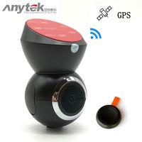 2018 original anytek G21 high end car dvr camera dvr wifi 1080P full hd dash cam video recorder registrator registrar gps logger