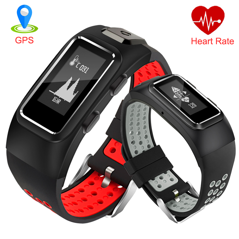 New Heart Rate Smart Bracelet Sport Tracker Fitness Monitor Wristband DB10 Waterproof Wristwatch GPS Trace Record Band for Phone kumar rakesh subhangi dutta and kumara shama handbook on implementing gender recognition