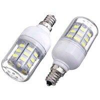 12 Pcs E12 Corn Bulb High Power LED 5730 SMD Warm White Light Lamp Energy Saving