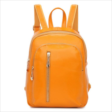 Натуральная кожа рюкзак для женщин мини малый сумка для девушки 2017 новый прибытие корова кожа школьные сумки для подростка WH6982