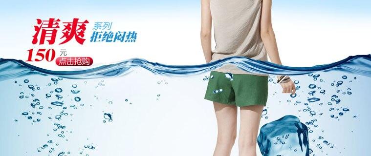 Новые женские модные Подиумные зеленые льняные хлопковые шорты женские шорты свободного размера плюс