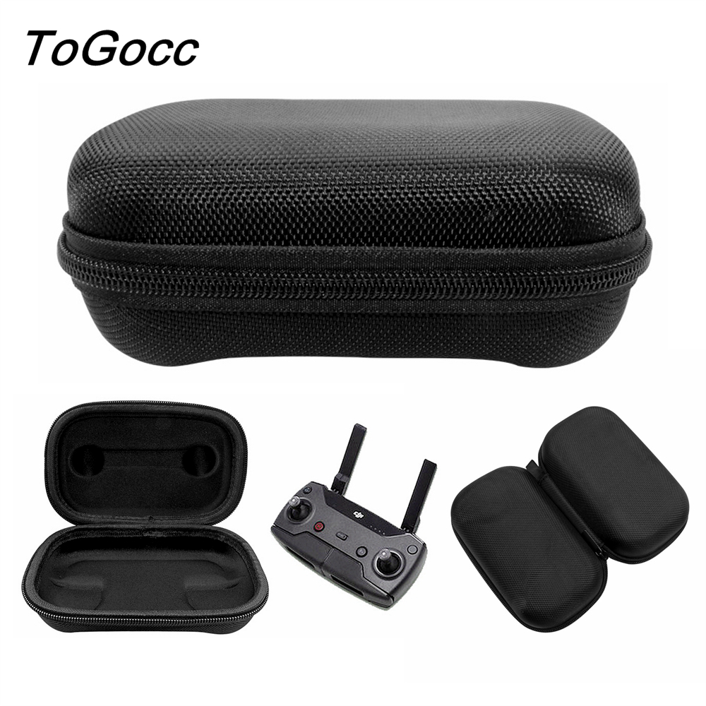 Portable Bag Protective Hard Case for DJI Spark Remote Controller Drone Accesssories EVA Waterproof Storage Handheld Box Black блок питания atx 450 вт inwin rb s450t7 0