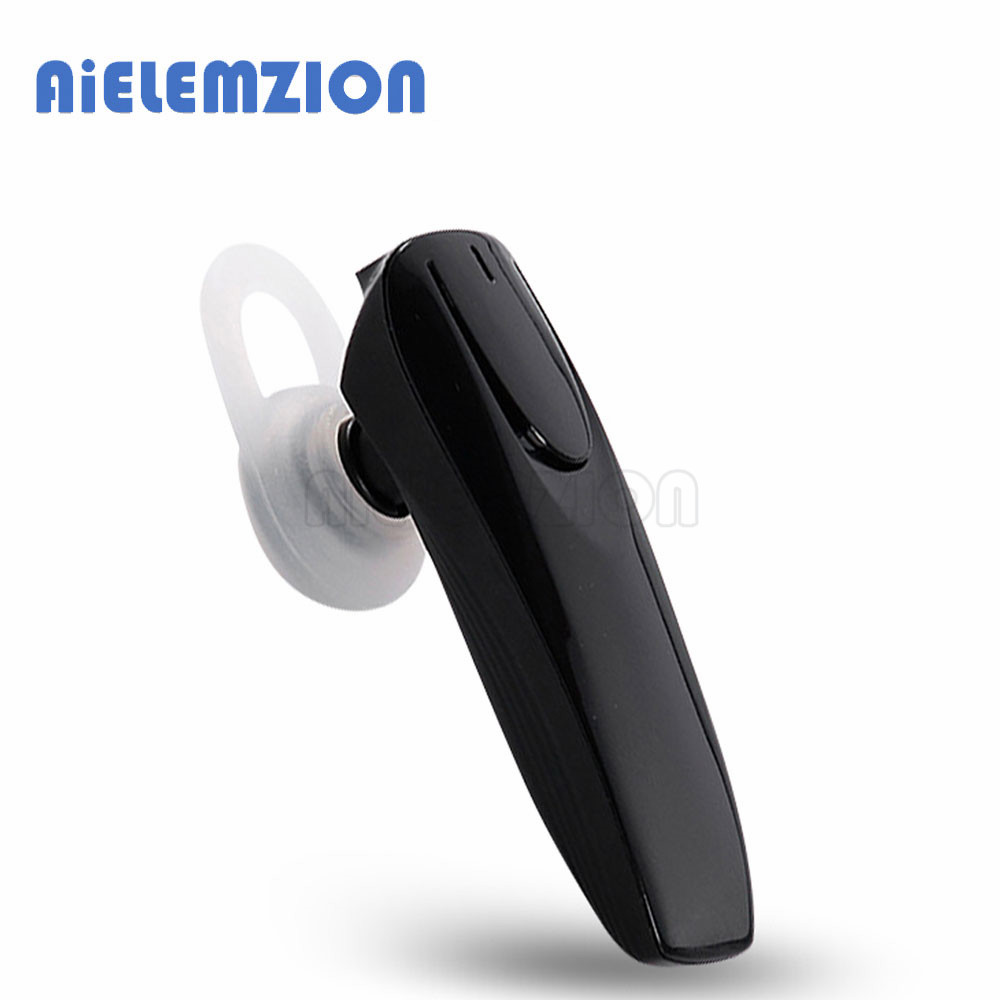 AiELEMZION Mini Bluetooth 4.1 Wireless In-Ear Earphone with Microphone Hands-free Stereo Earbuds Portable Micro In-ear Headset original xiaomi mi hybrid earphone in ear 3 5mm earbuds piston pro with microphone wired control for samsung huawei p10 s8