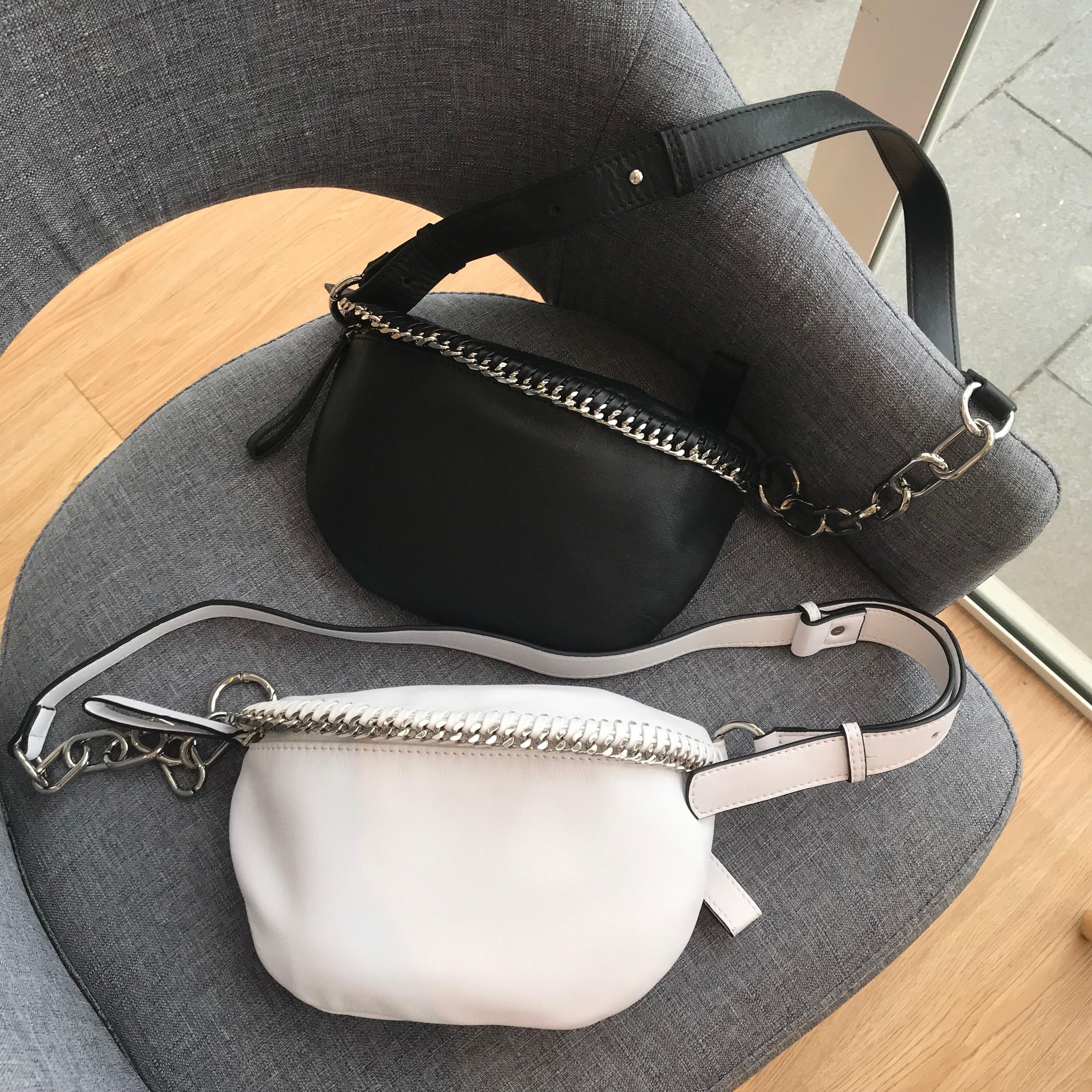 Kafunila Genuine Leather Saddle Bags For Women 2019 Luxury Handbags Women Bags Designer Crossbody Chest Waist Bags Clutch Bolsa