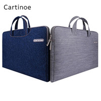 Free Shipping High Quality Jeans Sticks Layer Brand Laptop Sleeve Bag Case Protector For MacBook 11
