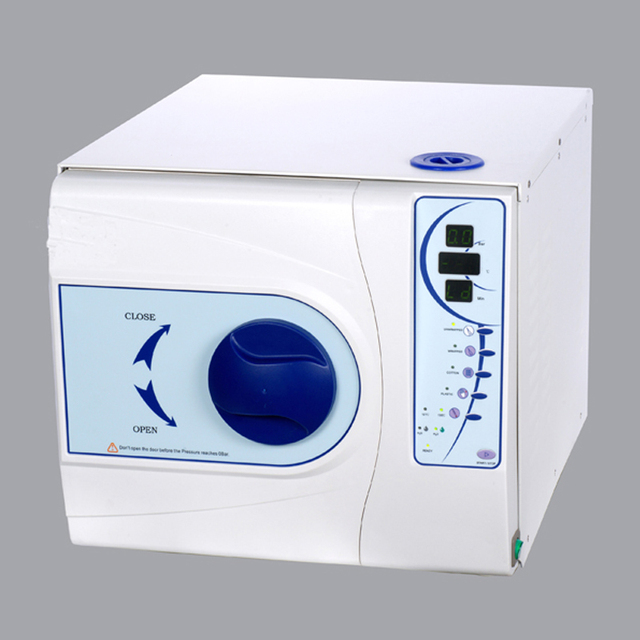 Europa B clase 23L dental esterilizador autoclave de esterilización médica con CE y ISO13485 envío libre personalizado para MELISSA