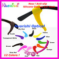 20 pairs T2500 High Quality Silicone Anti-slip Holder For Glasses Accessories Ear Hook Sports Eyeglass Temple Tip Free Shipping