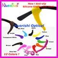 20 pares T2500 alta qualidade acessórios de Silicone antiderrapante para óculos de esportes óculos templo de frete grátis