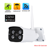 Wifi IP CCTV Camera 960P 1080P 3MP Wireless Audio Home Security P2P Wifi Outdoor Camera Motion