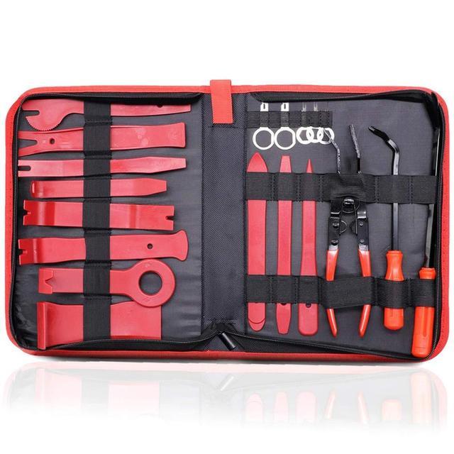 19 PCS tool kits
