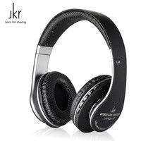Original JKR 211B Bluetooth Headset Wireless Earphone Stereo Music with Micophone Bluetooth Headphone Support FM Radio TF Card