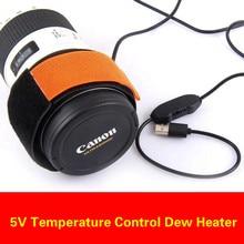 Telescope Camera Dew-Heater-Devices Strap Dslr-Lens 5V CSO 3-Types Temperature-Control