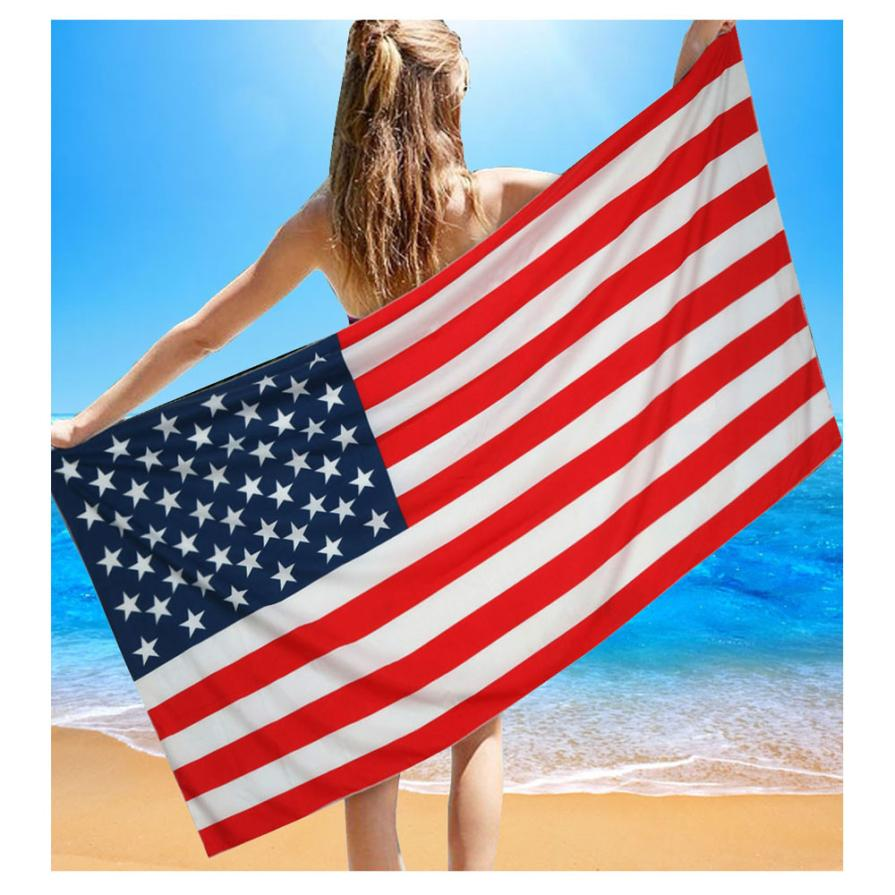 2017 Beach Pool Home Shower Towel Blanket Table Cloth Wall Hanging Dorm decor 530
