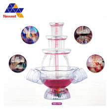 220V Red wine Fountains,hotel buffet restaurant wine dispenser,Cocktail Fountain Machine(China)