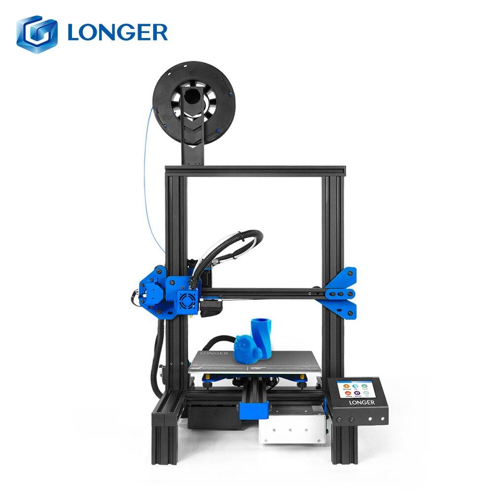PLUS 3D Imprimante FDM LK2 Haute Précision 3D Drucker Impresora 220X220X250