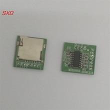 Ücretsiz Kargo 100 ADET M2801002 kayıpsız WAV dekoder kurulu MP3 dekoder kartı mp3 çözme modülü