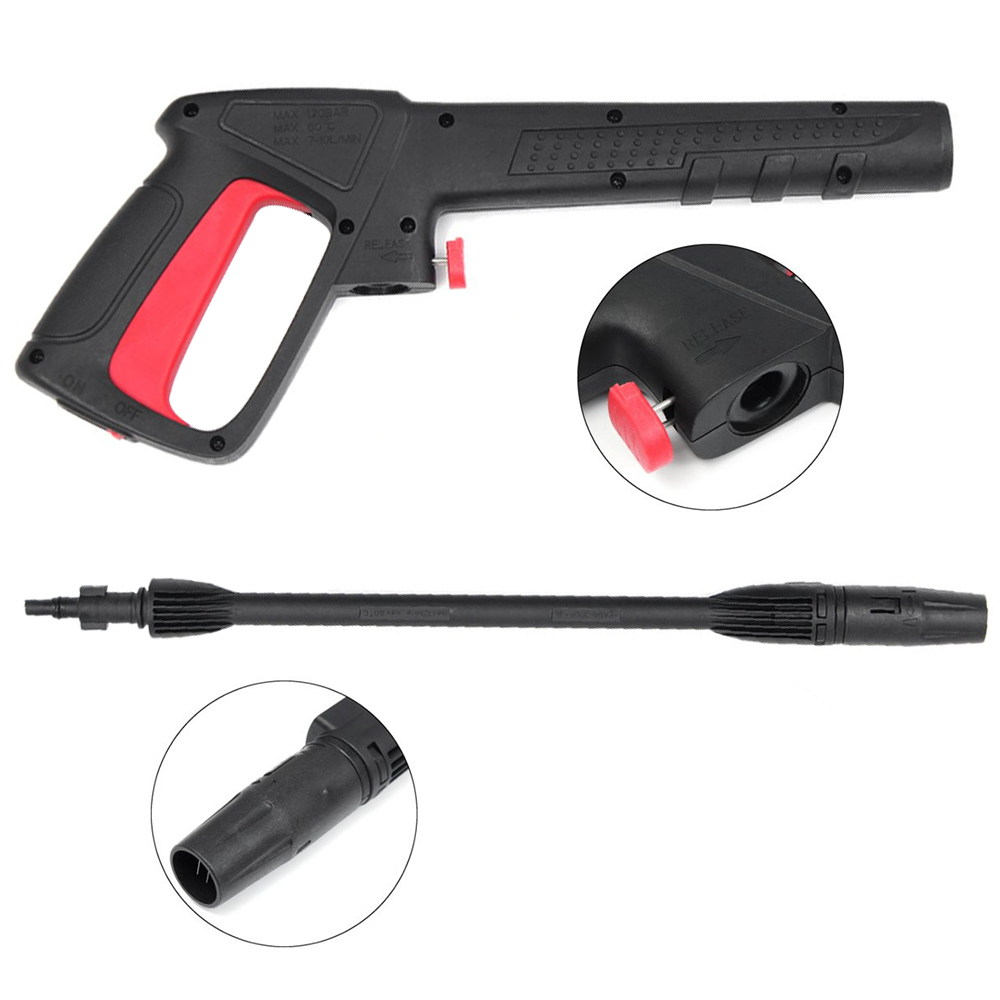 High Pressure Washer Spray Water Gun For Ar Black Amp Deck